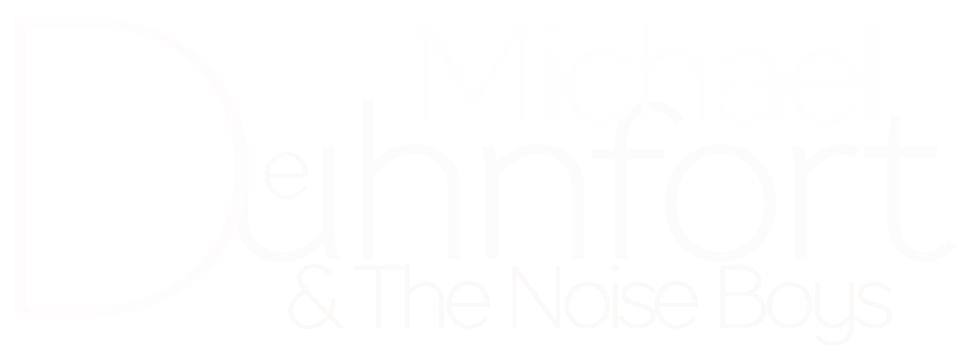 Michael Dühnfort & The Noise Boys